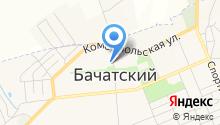 Сибирская фотография на карте