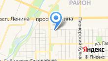 Mesto на карте