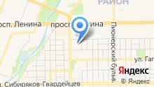 Школа-студия Юлии Довгун на карте