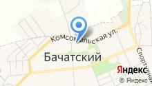 Элитный, ТСЖ на карте