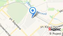ТурбоОст-Сибирь на карте
