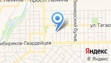 iRoom на карте