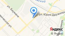 АвтоМаксимыч на карте