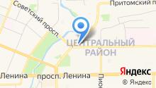 Автоцентр Кемерово на карте