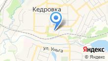 ГК Мегаполис на карте