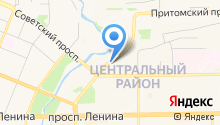 Рено Центр Кемерово на карте