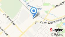 КИА Центр Кемерово-ЮГ на карте