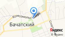 Мотылёк на карте