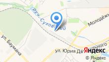 NPI-service на карте