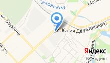 Дилижанс Авто на карте