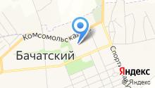 Связной на карте