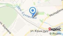 AVM на карте