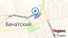 Главкредит на карте