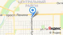 Studio City на карте