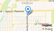Автодог на карте