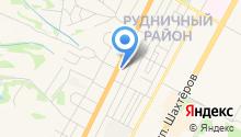 СВ-шина на карте