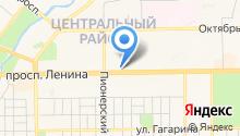 Faberlic на карте