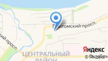 Kemerovo-City на карте