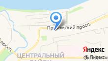 Kangoo jumps Кемерово на карте
