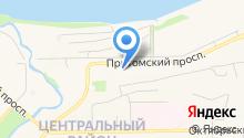 IT VPN на карте