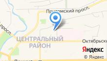 Всероссийское общество спасания на водах на карте