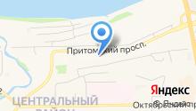 Sokolovskaya на карте