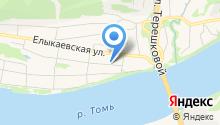 Авто Драйв на карте