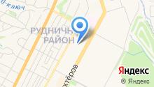 Автоэвакуатор-Кемерово на карте