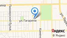 Okroshka design на карте