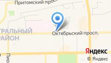 DSC на карте