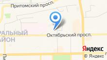 SGP на карте