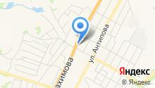 Северная станция на карте