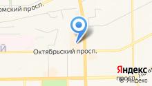 Pandora на карте