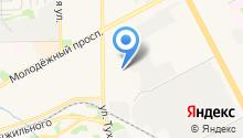 DaVita-мебель на карте