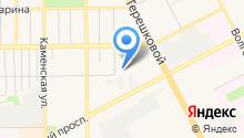 Авто-МАКСИМУМ на карте