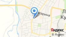 Парикмахерская на Садовой на карте