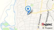 ГЛОНАСС-мониторинг на карте