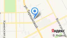 Бампер на карте