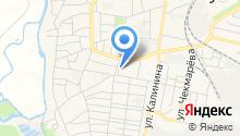 Дарница на карте