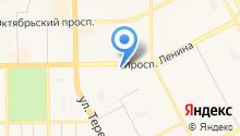 MONAMI на карте
