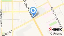 СБК-авто на карте