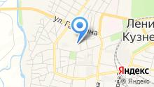 CFAutocolor на карте