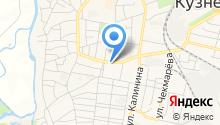 Домоцентр на карте