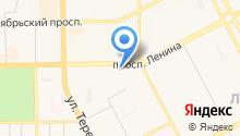 АВТОVОЖАК на карте