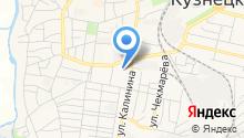 Центр психолого-педагогической помощи населению, МБУ на карте