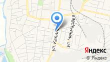 Фелиция на карте