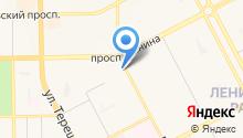 FRAME на карте