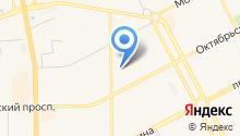 Кузбасс-переезд на карте