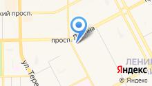 Антураж-М на карте