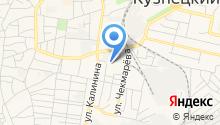 Завод арматурной сетки на карте